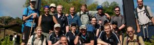Trekking group2