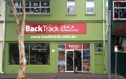 Back Track Adventures, Fortitude Valley Office