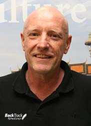 Jim Drapes, Back Track Director and Kokoda Track trek leader