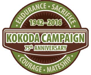 2017 75th Anniversary of the Kokoda Campaign
