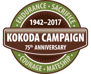 Kokoda 75th Anniversary 2017
